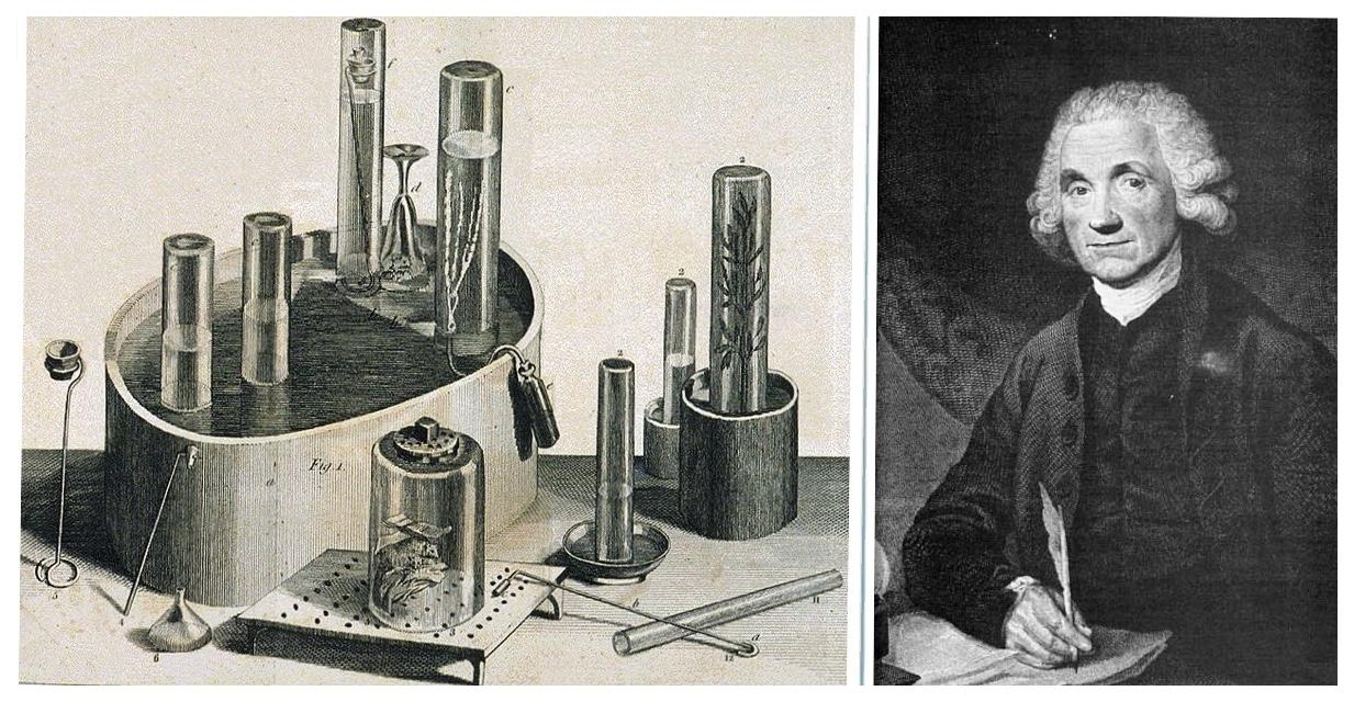 Az oxigén nevet Antoine Laurent de Lavoisier francia kémikus alkotta meg 1777-ben.