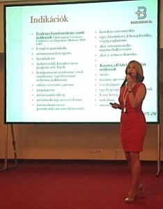 XVI. Országos Járóbeteg Szakellátási és XI. Országos Szakdolgozói Konferencia Dr. Szolnoki Nikolett – előadás Túlnyomásos oxigénterápia az ambuláns ellátásban